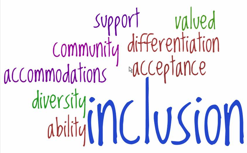Image result for inclusive welcome